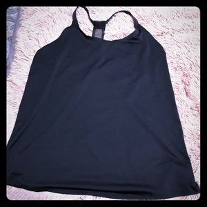 Fabletics Halter Front Workout Tank - 1X